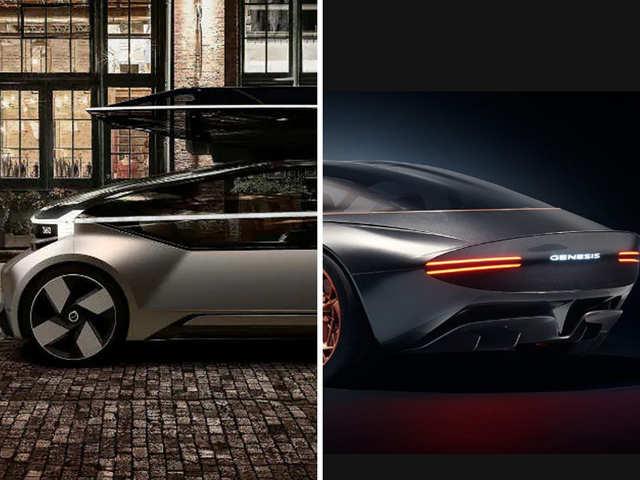 Volvo 360c Genesis Essentia Wheels Of The Future The