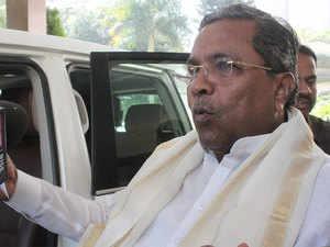 Siddaramaiah questions Modi on Karnataka BJP 'destabilising' government