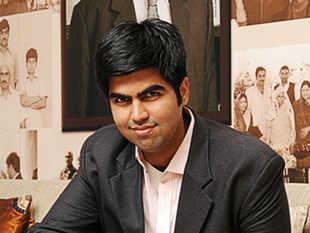 Karan Singh, CEO of Sunburn