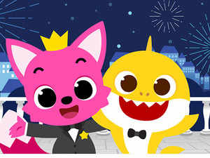 pinkfong kids songs stories 14m subscribers baby shark dance sing