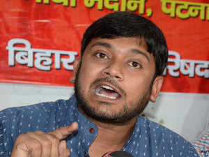 Don't take political mileage from Kanhaiya case: Shiv Sena to BJP