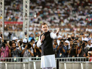 Rahul Gandhi's visits abroad changed perception back home