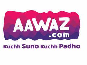 Aawaz-English-Logo