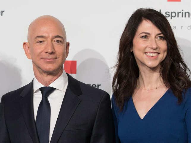 Amazon ambassador, author, philanthropist: Who is MacKenzie Bezos?