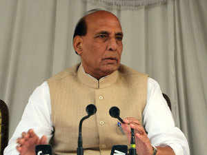 Make online FIR filing facility available for passengers: Rajnath Singh to Railway Ministry