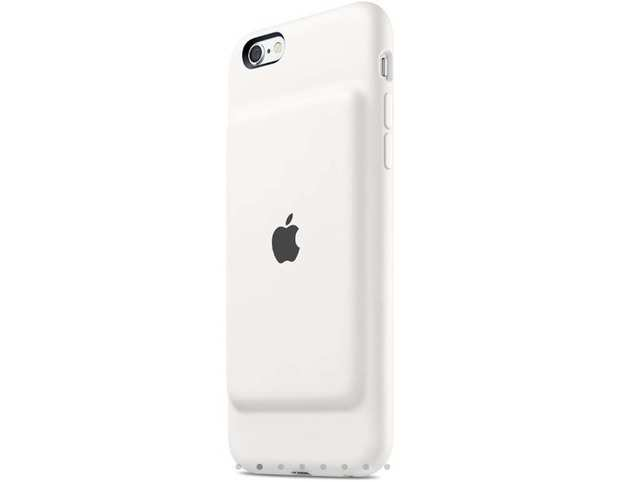 Rechargeable Iphone Case Apple Puts An End To Battery Woes Unveils