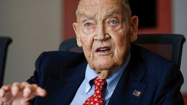 John Bogle, Vanguard Founder passed away at the age of 89