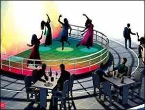 SC allows dance bars to continue in Maharashtra