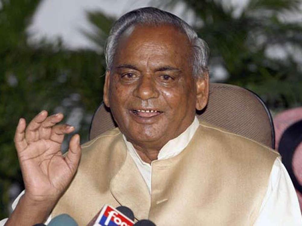 Rajasthan Governor Kalyan Singh critical of Vasundhara Raje govt