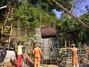 Meghalaya rescue: Navy divers detect one body out of 15 trapped in coal mine