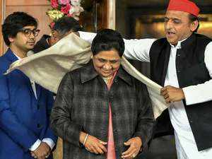 Akash will join BSP, says Mayawati on nephew's political comeback