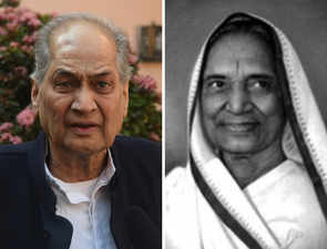 Rahul Bajaj has read only a few chapters of his grandmother's autobiography