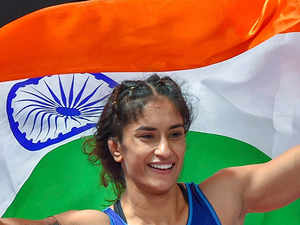Image result for vinesh-phogat-1st-indian-wrestler-nominated-for-laureus-world-sports-awards