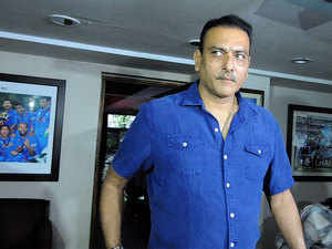 If criticism is agenda-driven, I will throw a punch back at the critic: Ravi Shastri