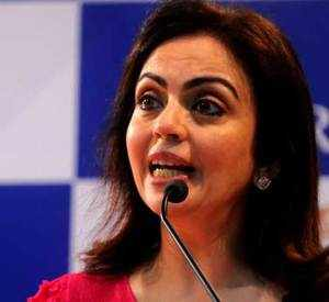 RIL seeking global partner for bridging urban-rural gap: Nita Ambani