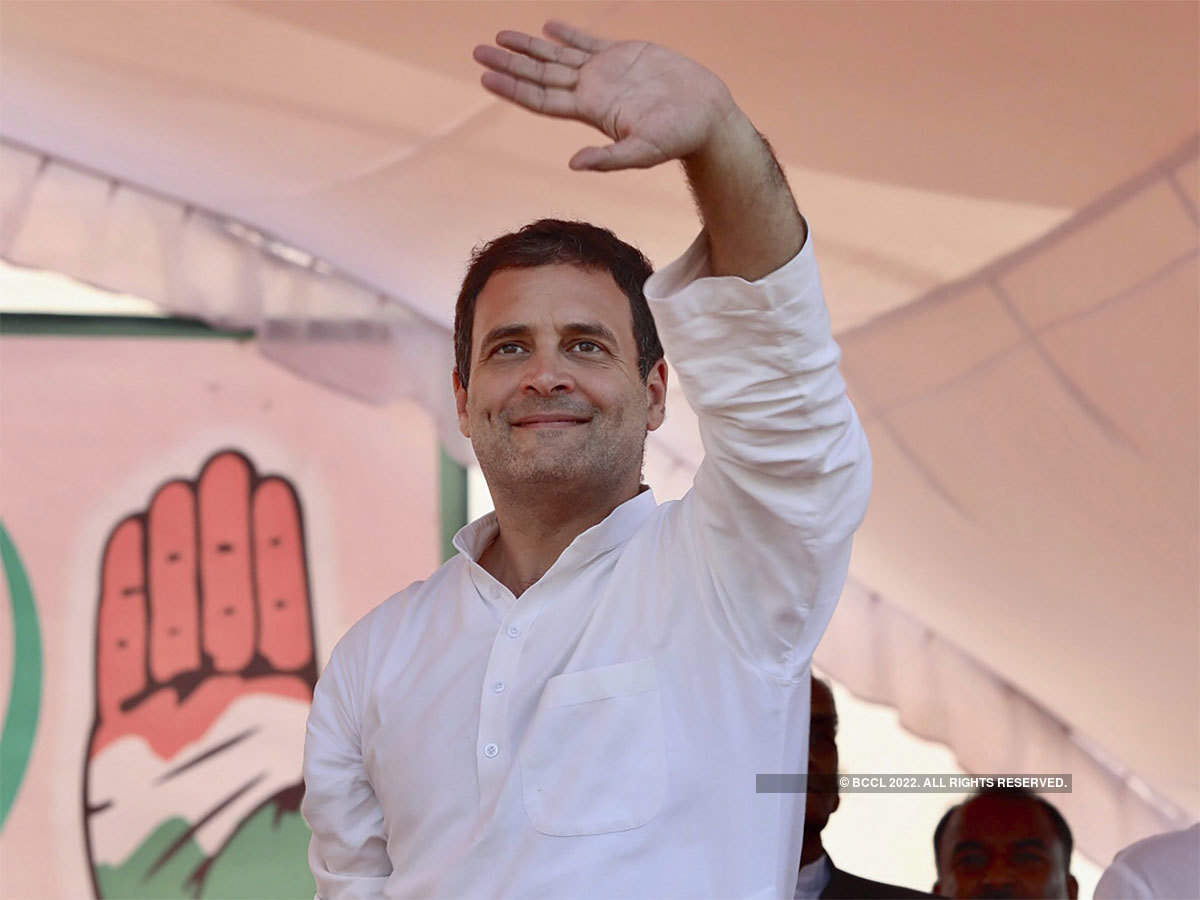 Image result for mamta banerjee give birthday greeting rahul gandhi