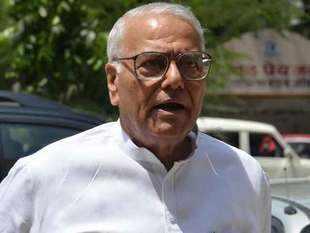 Modi govt playing mischief with developmental statistics: Yashwant Sinha