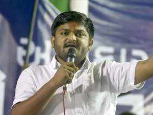 United India Rally: We are fighting against thieves, says Hardik Patel