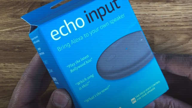 Amazon Unveils Cheapest Echo Device: Unboxing & First Impression