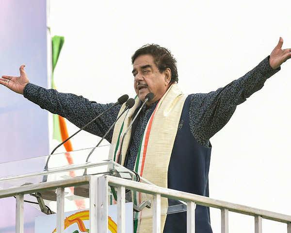Kolkata opposition rally: BJP calls Shatrughan Sinha 'opportunist'