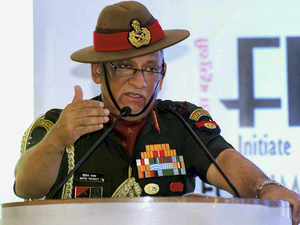 Army Chief for tapping AI, Big Data for defence forces