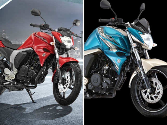 yamaha fz bikes: Yamaha launches two motorcycles in its FZ