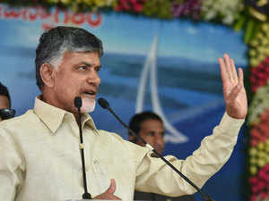 Chandrababu Naidu alleges Centre threatening to impose Prez rule in Andhra