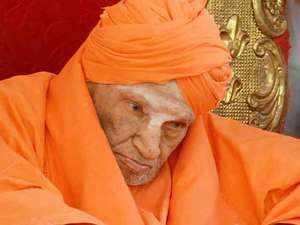 Shivakumara Swami of Siddaganga Mutt dies at 111