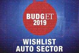 Budget 2019: Auto sector wishlist for FM Jaitley