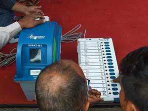 EVM hacking: Election Commission mulls legal action against claimant Syed  Shuja