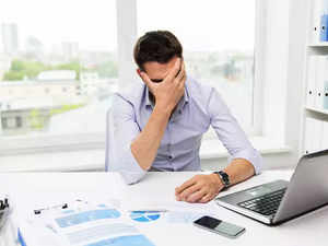 Workplace depression taking a toll on India Inc employees - The ...