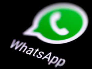 whatsapp reuters