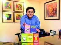 What's next in Ashwin Sanghi's '13 Steps' series? Lessons for good health & parenting