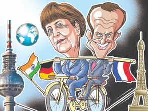 View: Franco-German tango roots for an open Indo-Pacific