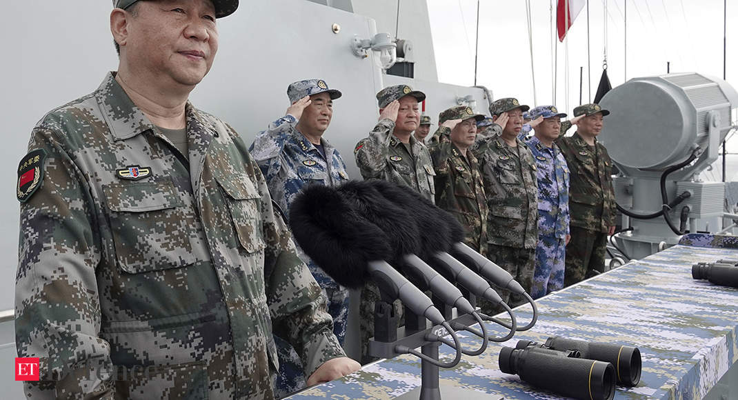 China reduces army by half; increases size of navy, air force in big way