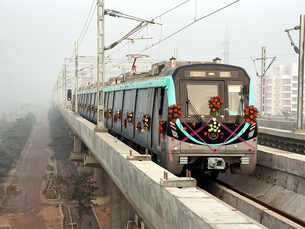All you want to know about Noida Metro's Aqua Line