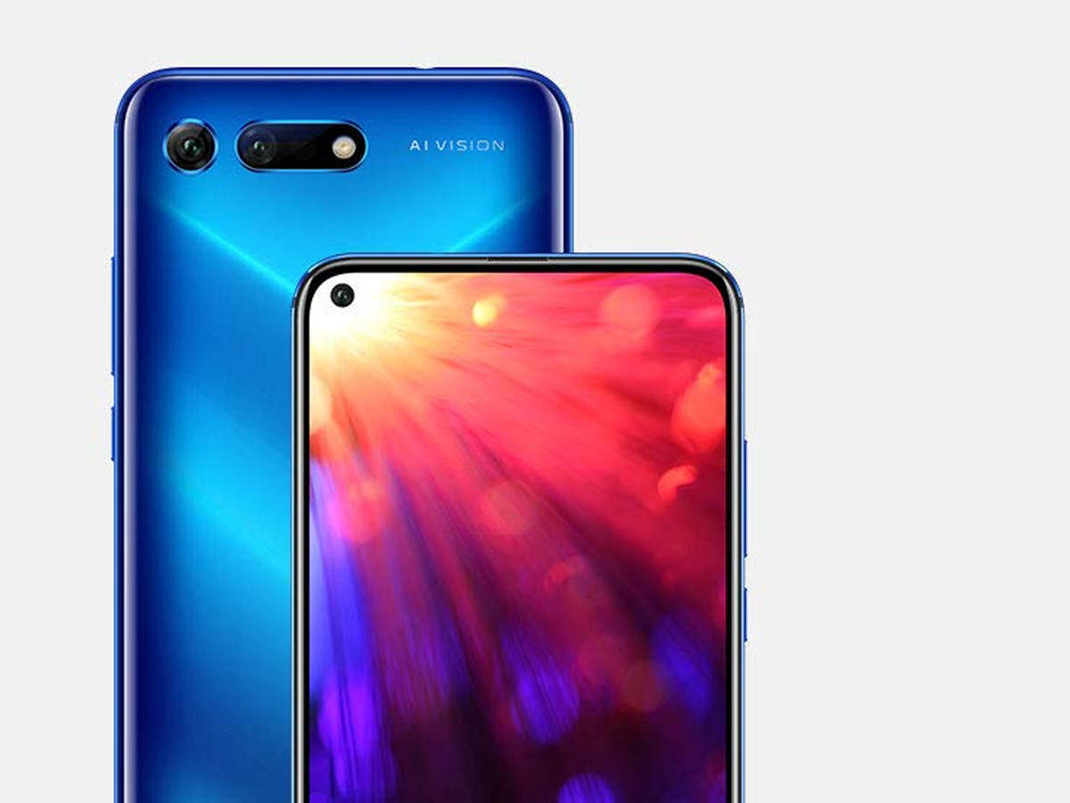 huawei: Honor unveils View 20 with world's first 48MP camera, 3D