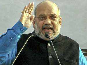 Mahagathbandhan is all about greed and lust: Amit Shah