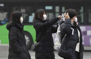 South Korea Air Pollution