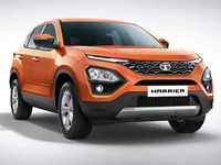 Tata Harrier, premium mid-sized SUV, launched at Rs 12.69 lakh