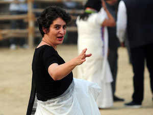 ET View: Priyanka's political 'debut' should enthuse Congress cadre, if not too many beyond