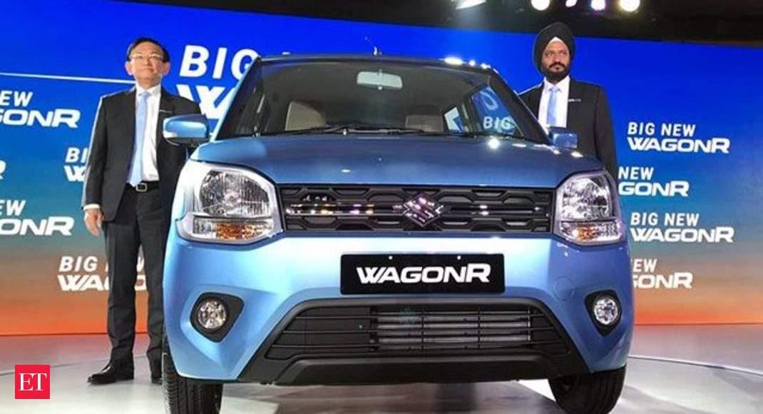 Maruti Suzuki New Maruti Suzuki Wagonr Launched Prices Start At Rs