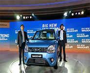 Maruti launches new WagonR at Rs 4.19 lakh