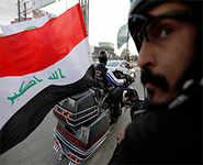 Bikers of Baghdad aim to unite Iraq