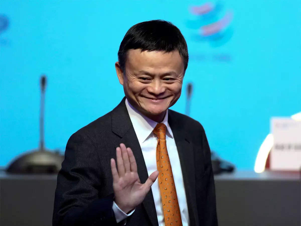 Jack Ma Latest News Videos Photos About Jack Ma The Economic Times
