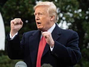 Donald Trump recognizes opposition leader Guaido as Venezuela's interim president