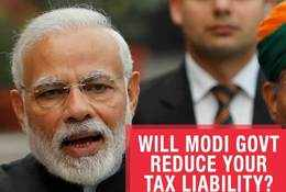 Budget 2019: Will Modi govt reduce your tax liability?