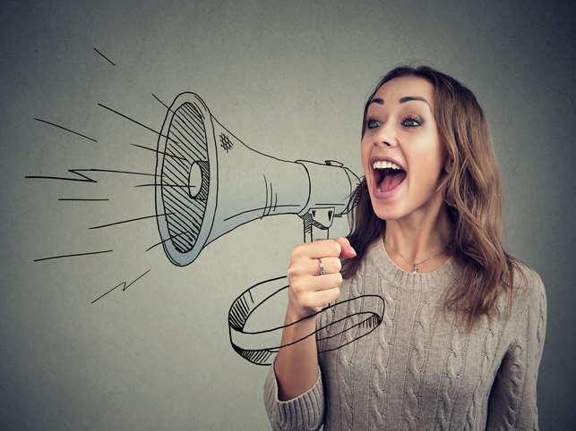 women-loudspeaker-GettyImag