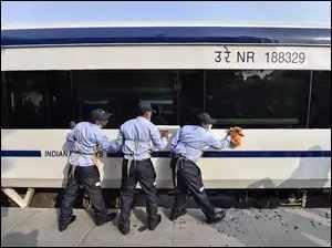 Indigenously made Train 18 renamed to Vande Bharat Express: Piyush Goyal