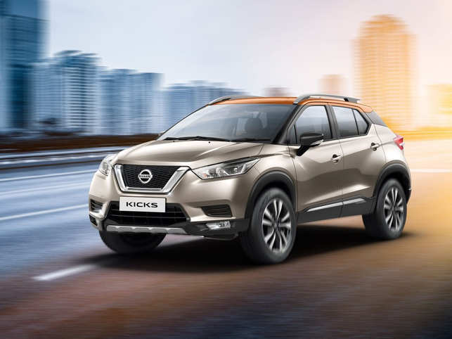 Kicks Nissan Wheels In New Suv Kicks At Rs 955 Lakh The Economic